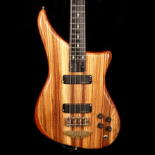 Alembic Epic Bass Zebrawood Top 1997