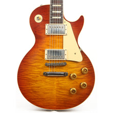 Gibson Custom Shop '59 Les Paul Reissue Page 92 Burst Made 2 Measure