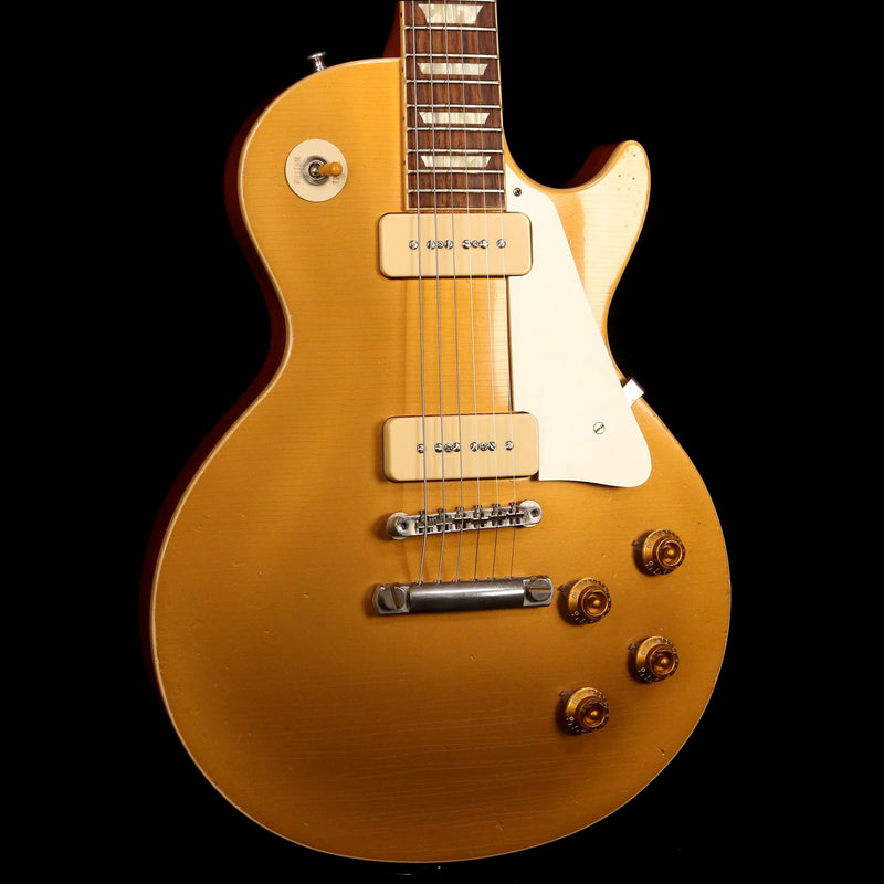 Gibson Custom Shop '56 Les Paul Reissued Aged Goldtop 2013 62328