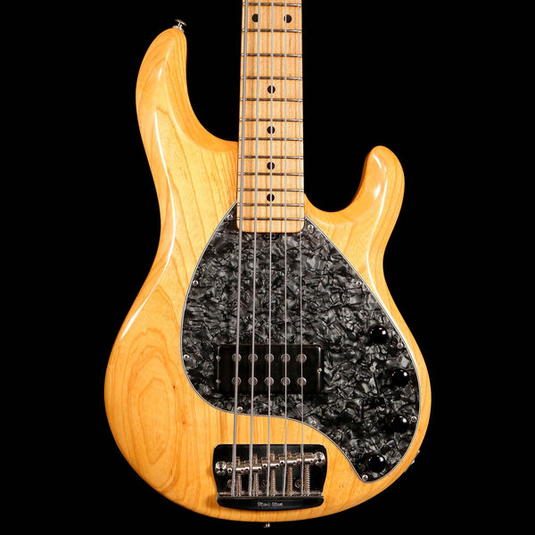 ernie ball music man stingray 5 string natural 1998 the music zoo. Black Bedroom Furniture Sets. Home Design Ideas