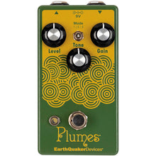 EarthQuaker Devices Plumes Small Signal Shredder Overdrive Effects Pedal