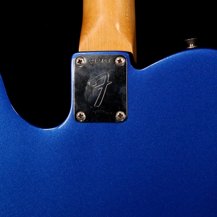 Fender Telecaster Refinished Blue Sparkle 1968 212493