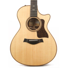 Taylor 712ce Grand Concert V-Class Bracing Acoustic-Electric Natural