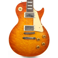 Gibson Custom Shop 1958 Les Paul Standard Page 106 Burst Made 2 Measure