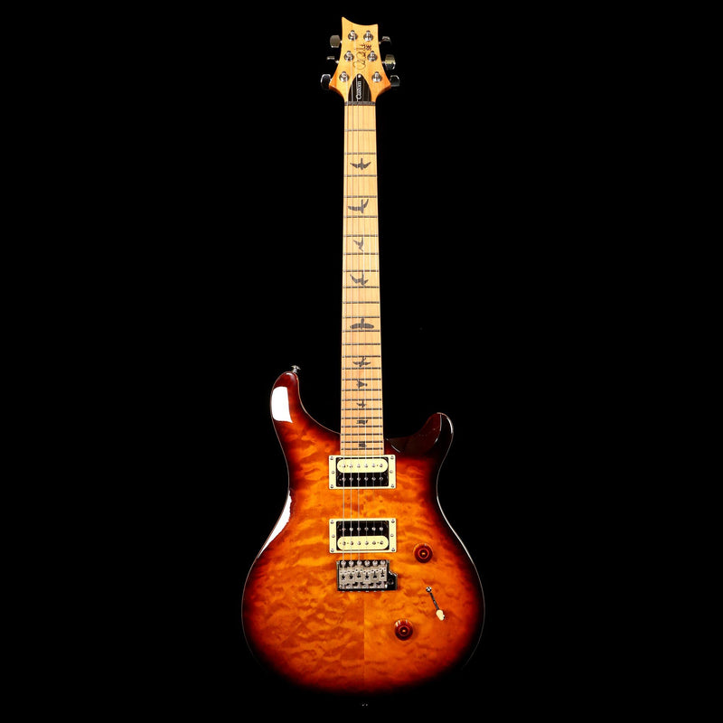 PRS SE Custom 24 Roasted Maple Limited Edition Tobacco Sunburst 105594 : : TN :
