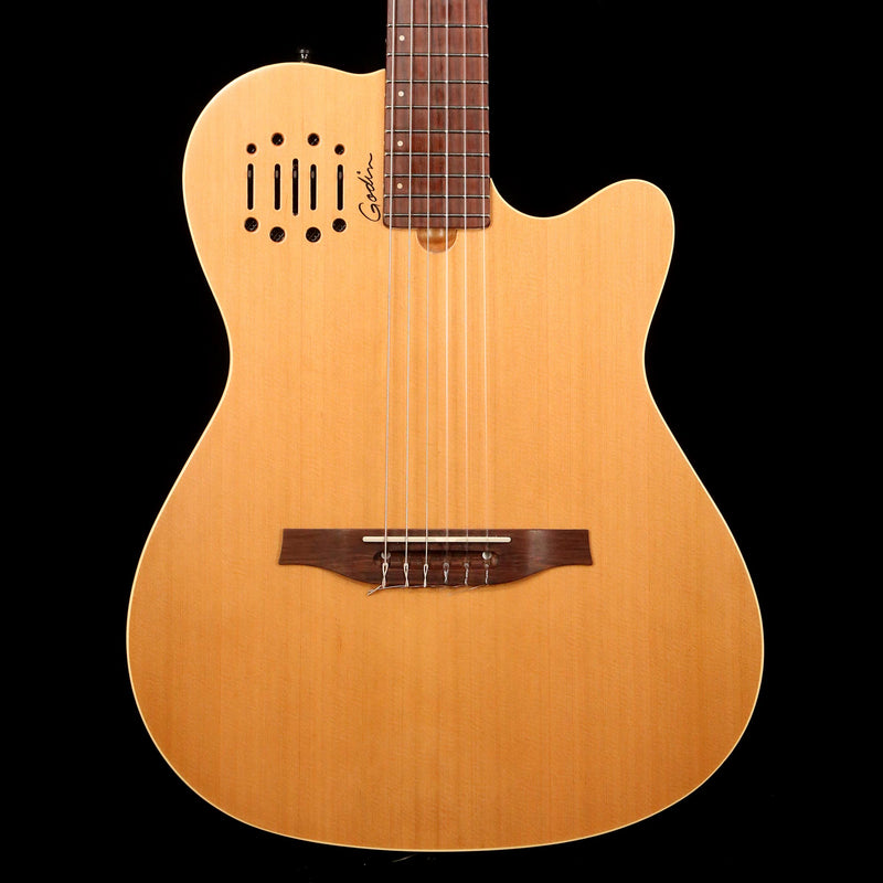 Godin Multiac Encore Nylon Acoustic-Electric Natural 15513120