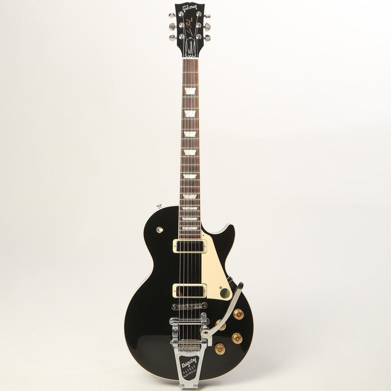 Gibson Les Paul Classic with Mini Humbuckers and Bigsby Ebony Limited Edition 170049188