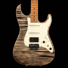 Tom Anderson Drop Top Classic Shorty Hollow Natural Black with Binding 2019