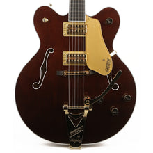 Gretsch G6122T Players Edition Country Gentleman with String-Thru Bigsby Walnut Stain