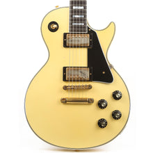 Gibson Custom Shop '74 Les Paul Custom Aged Classic White Made 2 Measure
