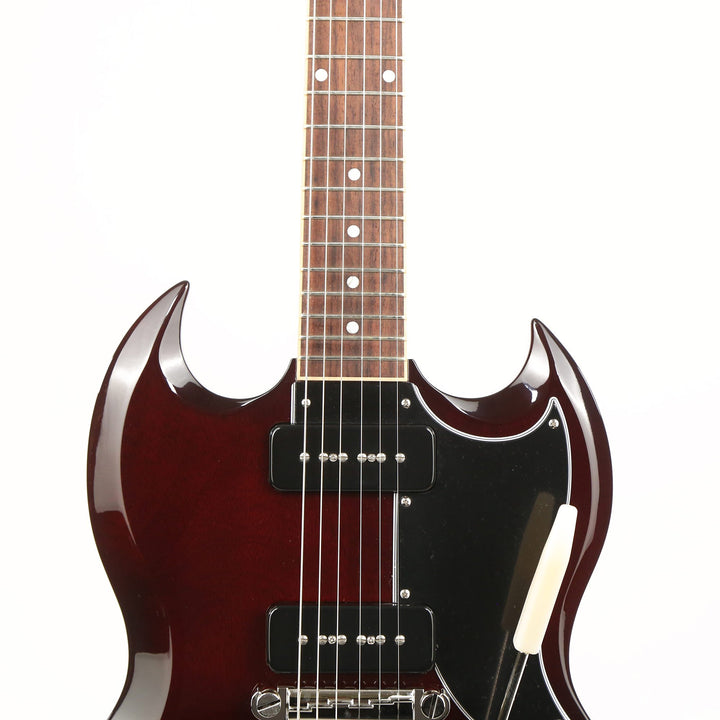 Gibson SG Special Vibrola Aged Cherry 190037832