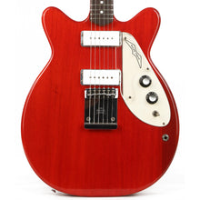 Micro-Frets Calibra Transparent Red