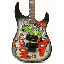 Kramer Baretta II Monsters of Rock Signed by Van Halen 1988