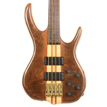 Ken Smith BSR-4EG Flame Walnut Fretless Bass