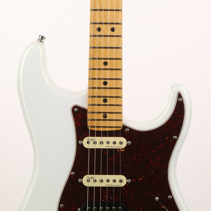 Fender American Ultra Stratocaster HSS Arctic Pearl 118022781