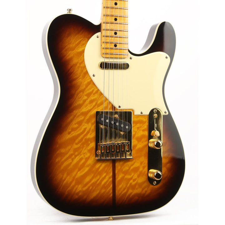 Fender Custom Shop Merle Haggard Signature Telecaster 2-Color Sunburst 2009 SZ5053053