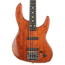 Lieber Instruments Speedneck Bass Bubinga Natural 1979