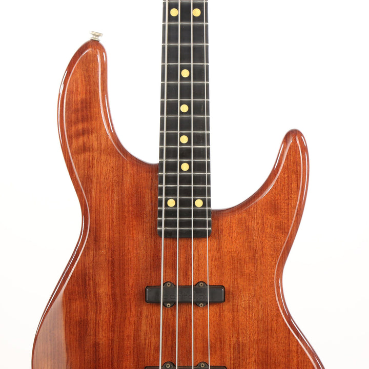 Lieber Instruments Speedneck Bass Bubinga Natural 1979 N/A