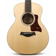 Taylor GS Mini-e LTD Black Limba Acoustic-Electric Natural