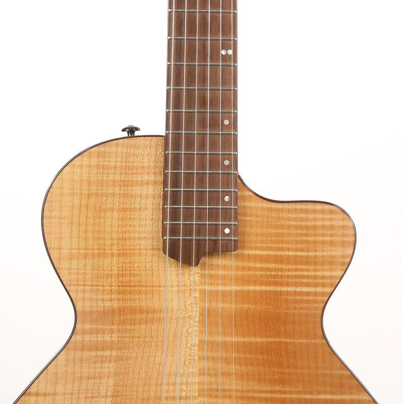 Willcox Atlantis LightWave Acoustic-Electric Natural S090110149