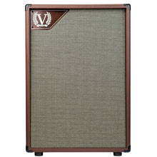 Victory V212VCB 2x12 Cabinet Brown Tolex Used