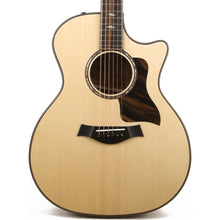 Taylor 814ce Spruce/Sassafras Limited Edition Acoustic-Electric Natural
