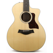 Taylor 254ce DLX Figured Ovangkol 12-String Grand Auditorium Acoustic-Electric Natural