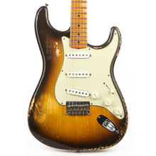 Fender Custom Shop 1959 Stratocaster Hardtail Masterbuilt Paul Waller Journeyman Relic Salem Burst
