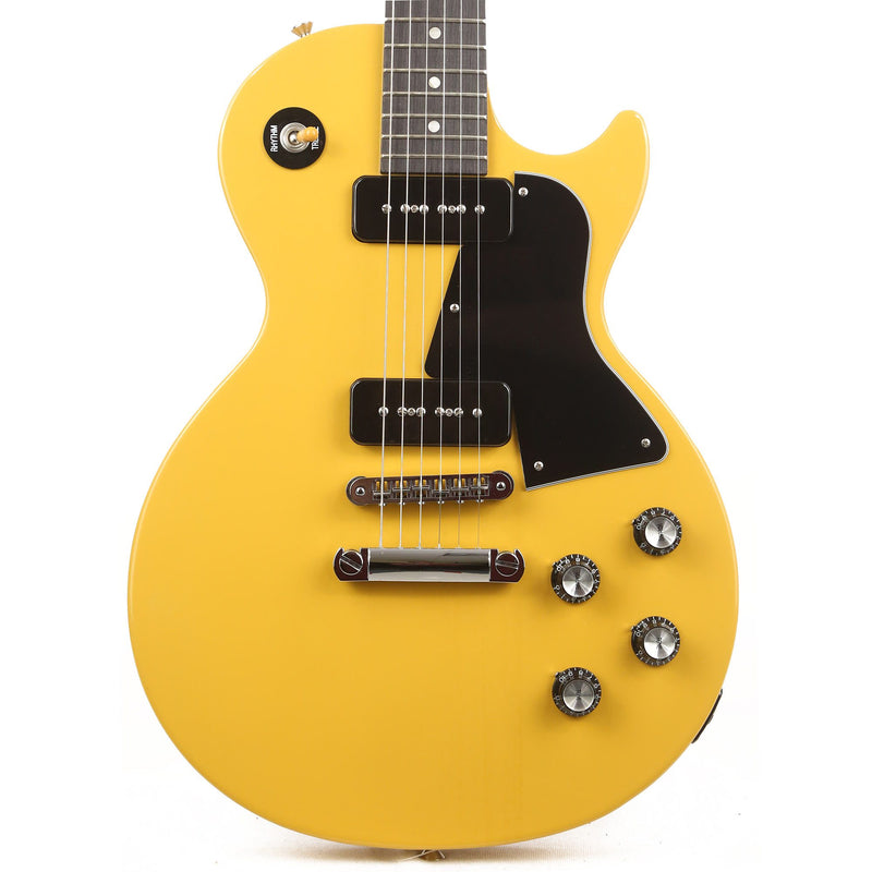 Gibson Les Paul Junior Special with Ebony Fretboard Yellow Gloss 112511578