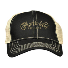 Martin Mesh Trucker Hat with CFM Logo