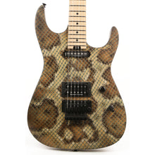 Charvel Custom Shop Warren DeMartini Signature Snakeskin 2015