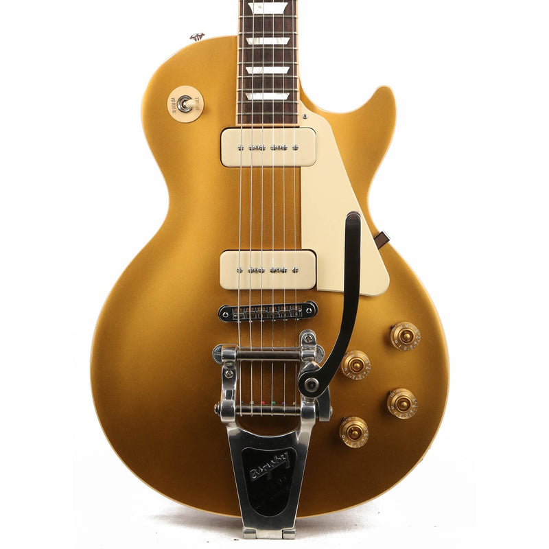 Gibson Les Paul Traditional Goldtop With Bigsby 2014 122740321