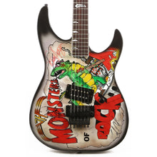 Kramer Baretta II Monsters of Rock Signed by Van Halen