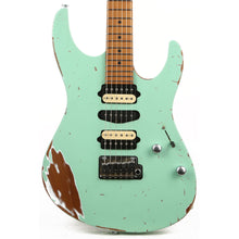 Suhr Modern Antique Extra Heavy Aging Roasted Surf Green 2019