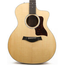 Taylor 214ce-FO DLX Grand Auditorium Figured Ovangkol Acoustic-Electric Natural