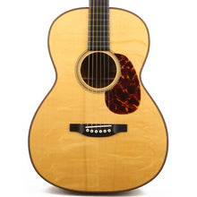 Bourgeois 12 Fret OMS Acoustic Peruvian Rosewood and Italian Spruce Natural