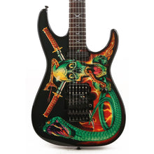 ESP George Lynch Signature Skull & Snakes