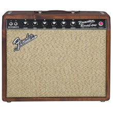 Fender Limited Edition '65 Princeton Reverb Knotty Pine Combo Amp