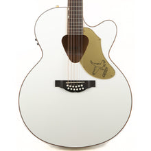 Gretsch G5022CWFE-12 Rancher Falcon Jumbo 12-String Cutaway Acoustic-Electric White