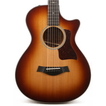 Taylor 512ce 12-Fret LTD Grand Concert Cedar and Hawaiian Koa Acoustic-Electric Shaded Edgeburst