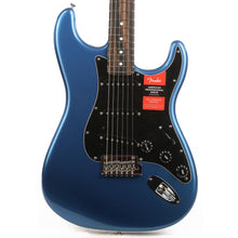 Fender American Professsional Stratocaster Limited Edition Lake Placid Blue with Ebony Fretboard