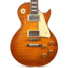 Gibson Custom Shop 1959 Les Paul Standard Reissue VOS Orange Drop Music Zoo 25th Anniversary Edition