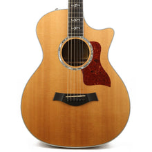 Taylor 814ce 12-Fret Fall 2010 LTD Grand Auditorium Acoustic-Electric