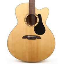 Alvarez Artist Series AJ80 Jumbo Acoustic-Electric Natural 2018