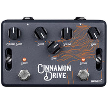 Aclam Cinnamon Drive Dual Stage Overdrive Effect Pedal
