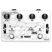 Aclam Dr. Robert Overdrive Effect Pedal