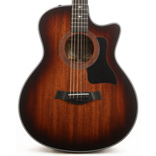 Taylor 326ce Baritone-8 Grand Symphony Shaded Edgeburst