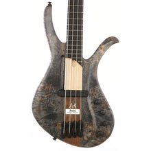 Ibanez AFR Electric Bass Deep Twilight Flat