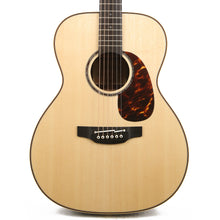 Takamine EF7M-LS Acoustic-Electric Guitar Natural