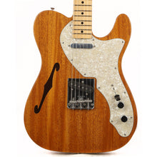 Fender Custom Shop Vintage Custom 1968 Telecaster Thinline Aged Natural